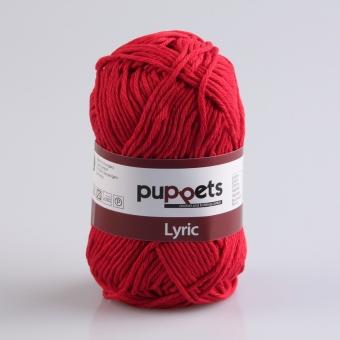 Puppets Lyric Topflappengarn Stärke 8 07047