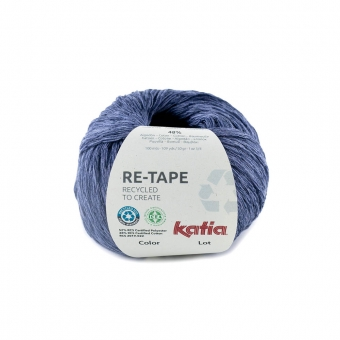 Re-Tape von Katia 204 Jeans
