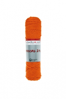 Record 210 Häkelgarn 93 orange
