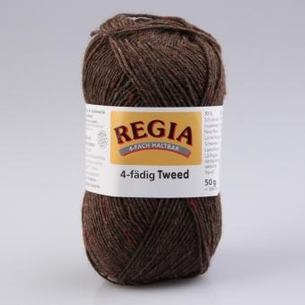 Regia Tweed Sockenwolle