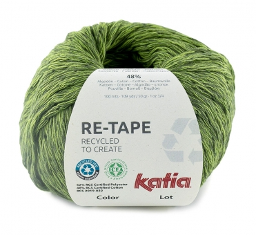 Re-Tape von Katia
