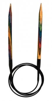 Rundstricknadeln Design-Holz Multicolor KnitPro von Lana Grossa
