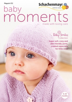 Schachenmayr Magazin 011 - Baby Moments