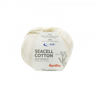 Seacell Cotton Katia 101 Naturweiß