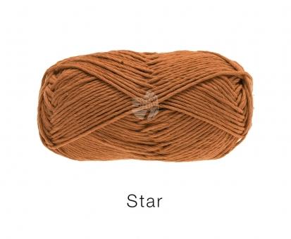 Star Wolle Lana Grossa 0091 Braun