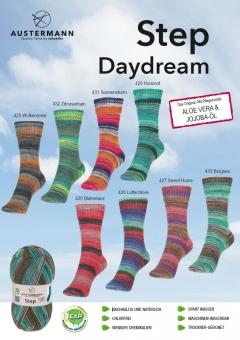 Step Daydream Sockenwolle Austermann