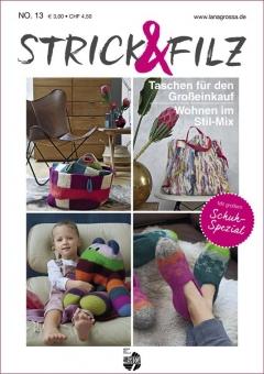 Strick & Filz 13 von Lana Grossa