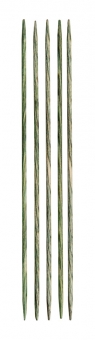 Strumpfstricknadeln Knit Pro Design-Holz Signal Lana Grossa 7,0mm x 20cm