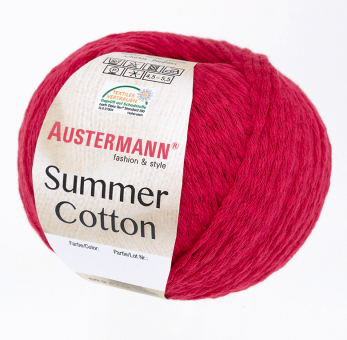 Summer Cotton Wolle Austermann