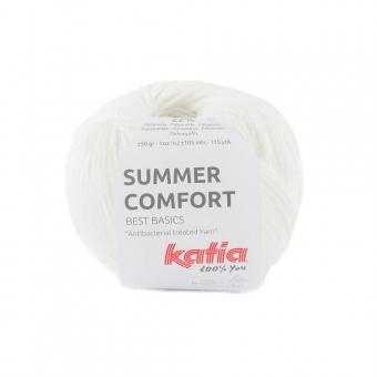 Summer Comfort Katia 60 blanco