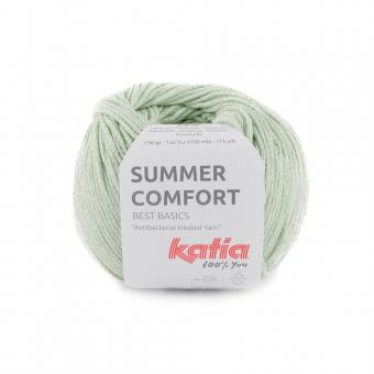 Summer Comfort Katia 62 Minzgrün