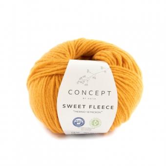 Sweet Fleece von Katia Concept 75 Orange
