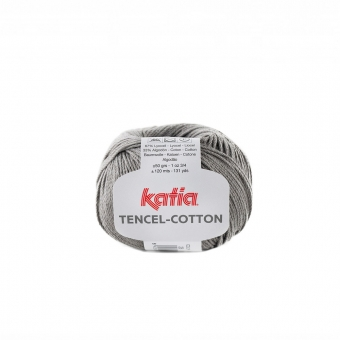Tencel Cotton Katia 28 Grau