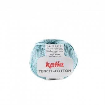 Tencel Cotton Katia 29 Wasserblau
