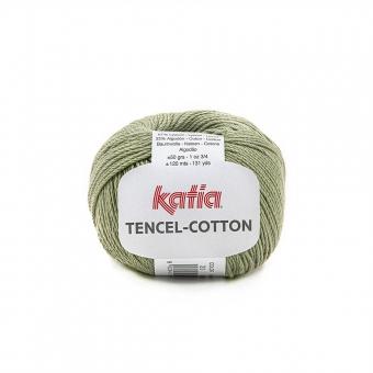 Tencel Cotton Katia 31 Blassgrün