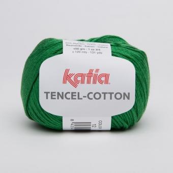 Tencel Cotton Katia 12 Grün