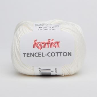 Tencel Cotton Katia 03 Naturweiß
