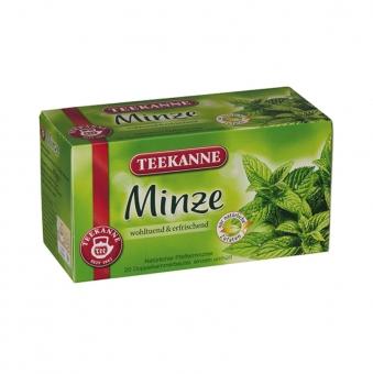 Minze Tee 20 Beutel von Teekanne