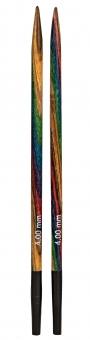 Vario KnitPro Nadelspitzen Design-Holz Multicolor von Lana Grossa 4,5mm