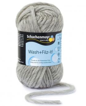 Wash+Filz-it! Filzwolle Schachenmayr