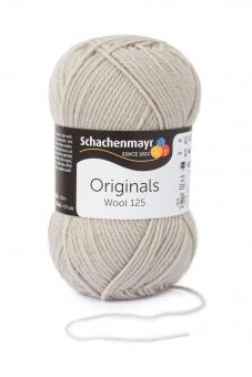 Wool 125 Schachenmayr 00193 hafer