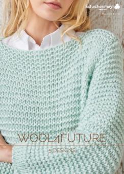 Wool4Future - Schachenmayr Booklet Nr. 8