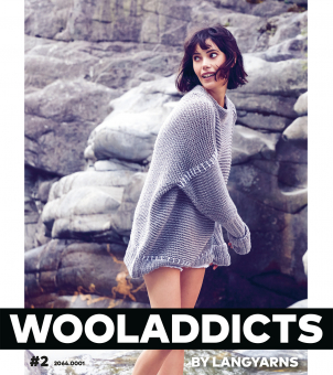 Wooladdicts Anleitungsheft Nr. 2