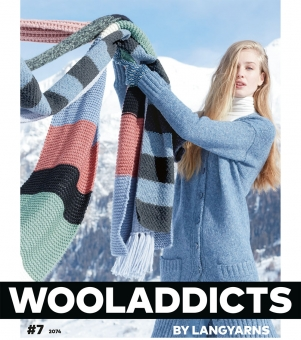Wooladdicts Anleitungsheft Nr. 7