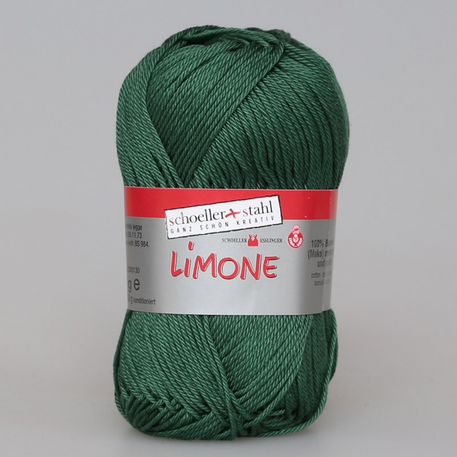 Limone Wolle Schoeller Stahl 36 roulette