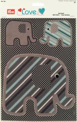 Prym Love Motivstoff Elefant