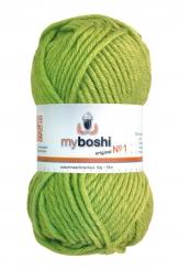 Myboshi Wolle No 1 121 limettengrün