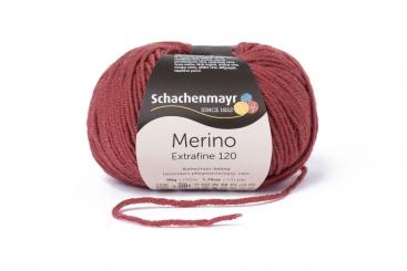 Merino Extrafine 120 Wolle Schachenmayr 00128 marsala