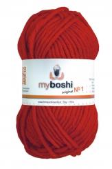 Myboshi Wolle No 1 132 signalrot