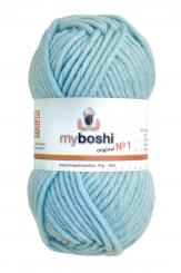 Myboshi Wolle No 1 151 himmelblau