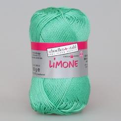 Limone Wolle Schoeller Stahl 160 meergrün