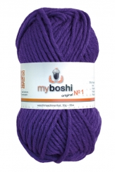 Myboshi Wolle No 1 163 violett