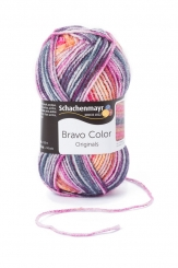 Bravo Color Wolle Schachenmayr 2124 lollipop color