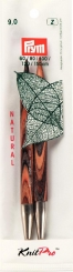Knit Pro Stricknadelspitzen lang 9 mm