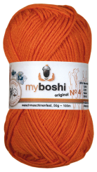 Myboshi Wolle No 4 431 orange