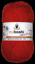 Myboshi Wolle No 4 432 signalrot