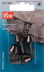 Bodennägel für Taschen 615902 altsilber