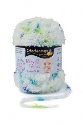 Baby Smiles Lenja Soft Wolle Schachenmayr 00084 aqua spot color