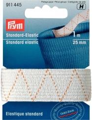 Standard-Elastic 25mm/1m