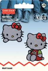 Applikation Katze