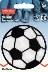 Applikation Fußball groß