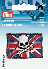 Applikation Patch England Fahne