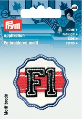 Applikation Label F1