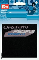 Applikation Label URBAN PEOPLE