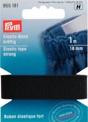 Elastic-Band kräftig schwarz