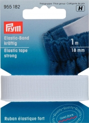Elastic-Band kräftig weiß